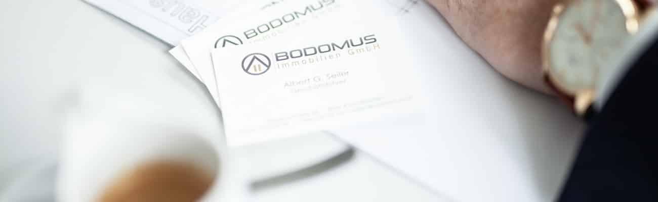 Bodomus Immobilien Kontakt 079 335 00 00