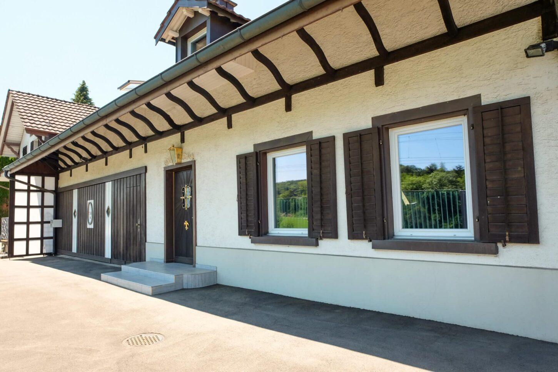 Einfamilienhaus in Rudolfstetten kaufen