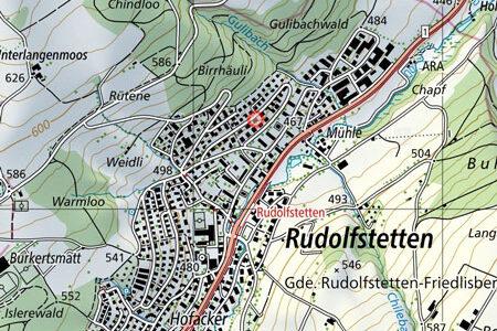 Mikrolage-Rudolfstetten